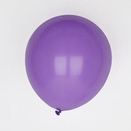 10er Set Ballone - Violett