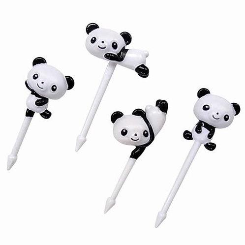 Run-Run Panda Pick Znünihalter