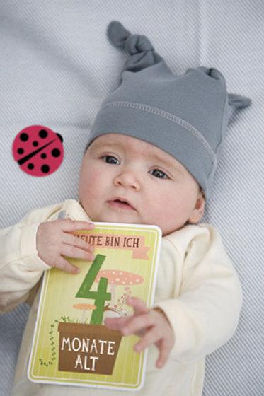 Baby Milestones Karten - bitte Sprache wählen