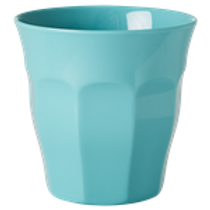 2.5 dl Melaminbecher - uni - Acqua