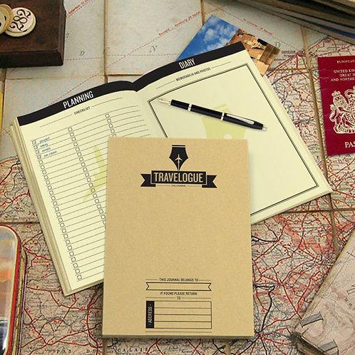 Scratch Map Reise Set