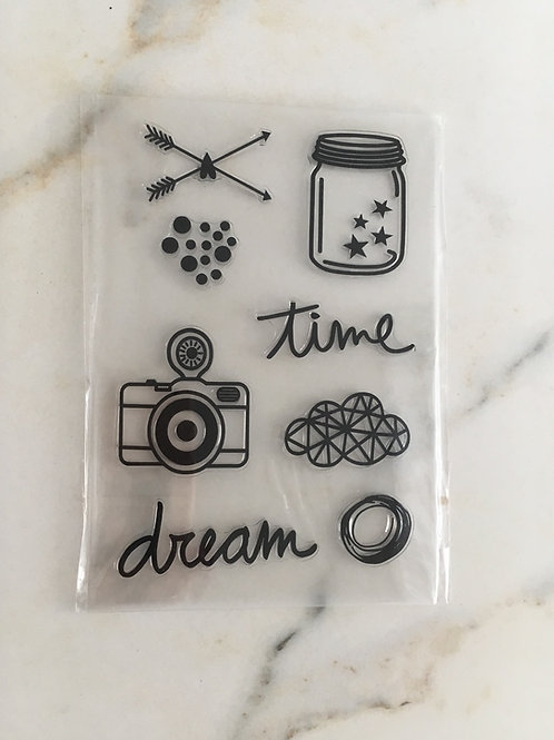 "Clearstamps Nr. 29 ""Dream"""