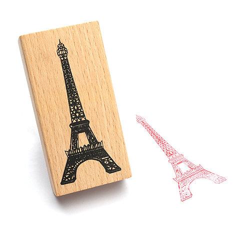 Holzstempel Paris