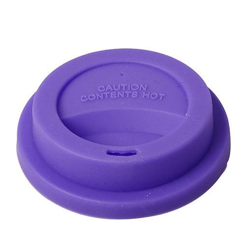 Deckel zu den hohen Bechern von RICE - violett