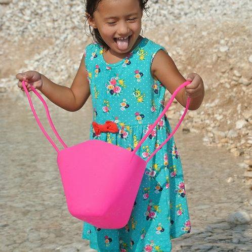Beachbag aus Silikon von Scrunch