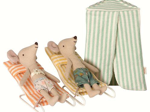 Mäuse Ferien