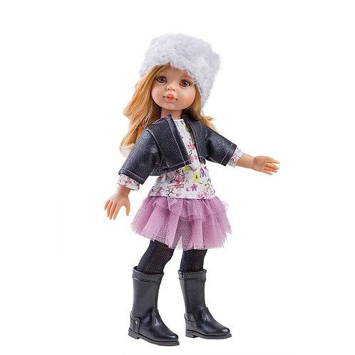 VE 3 Puppen : Paola Reina Irina -  Mädchen