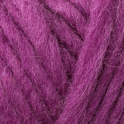 Filzwolle - Wash + Filz (Waschmaschine) - pflaume