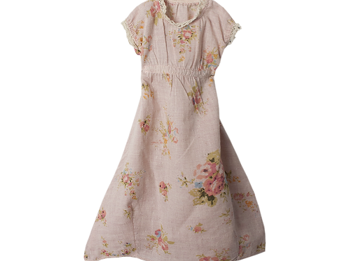 Mega Kleid geblümt