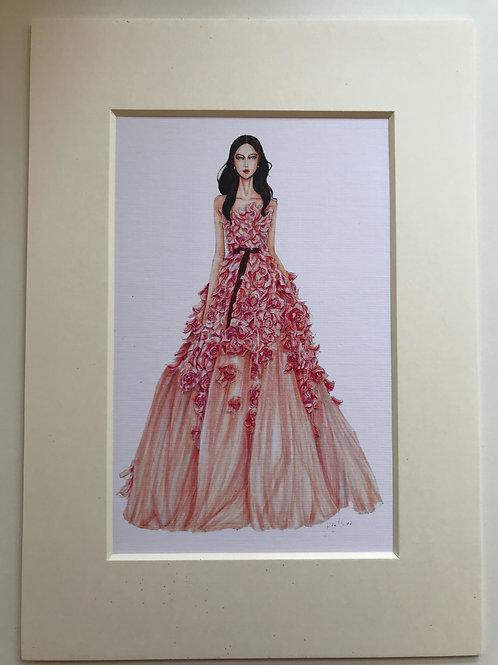 Fine Art Print in Gallerie Passpartout - limitierte Ausgabe