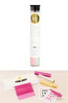 Heidi Swapp -  MINC Reactive Folie - pink und mint