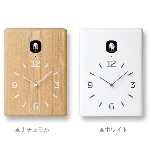 Moderne Kukuk Uhr von Lemnos - 3 Farben