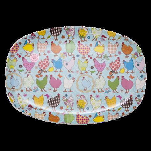 Wunderschöne Zvieri Platte - Hennen