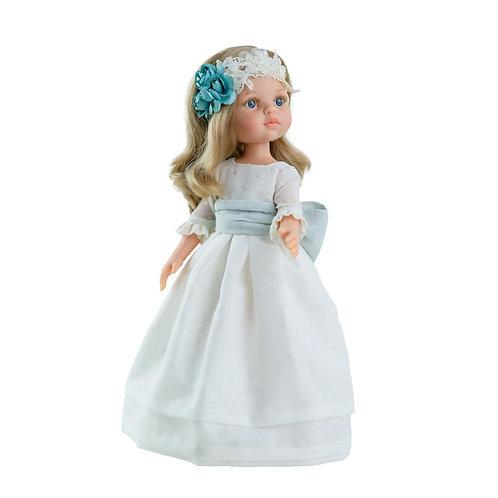 VE 3 Puppen : Paola Reina Fabienne - Festliches Mädchen