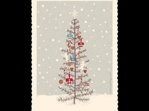 Kleine Weihnachtskarte von Maileg