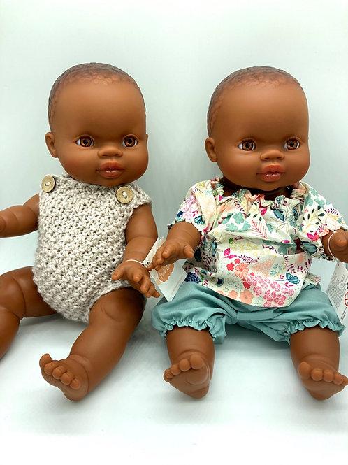 Puppenmädchen von Paola Reina inkl. Outfit oder nur das Outfi