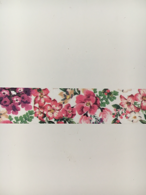 """Washitape """"Pinke Blumen"""" von THE PLANNER TRIBE"""