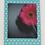 Thumbnail: INSTAX Mini Fotorahmen-Aufkleber 20 Stück Pastell