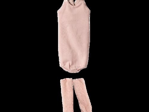 Medium Gymnastikanzug für Medium Hasen