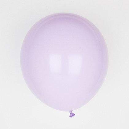 10er Set Ballone - Mauve