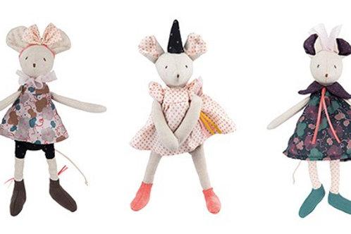 Kleine Mäuse  - Mimi, Sissi und Lala