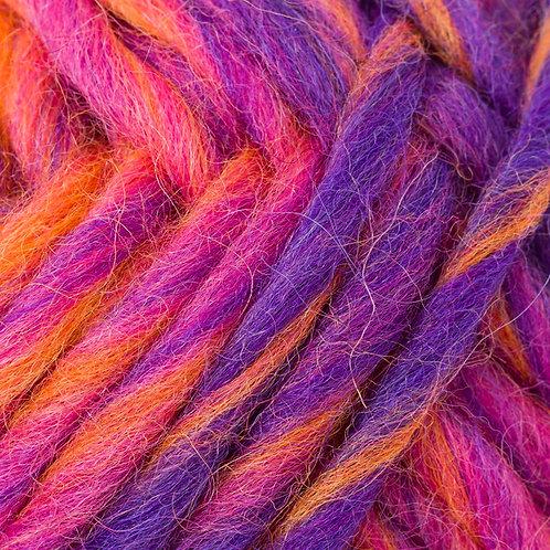 Filzwolle - Wash + Filz (Waschmaschine) -Pink-lila