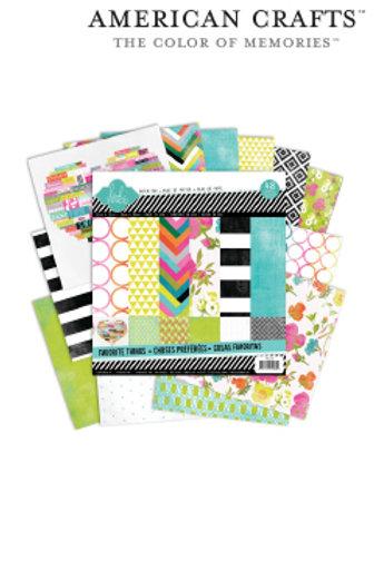 Crate Paper Pad - favorit tings - 36 Blätter