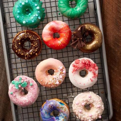 Blech zur Herstellung von Doughnuts