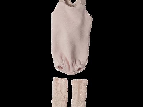 Mini Gymnastikanzug für Mini Hasen