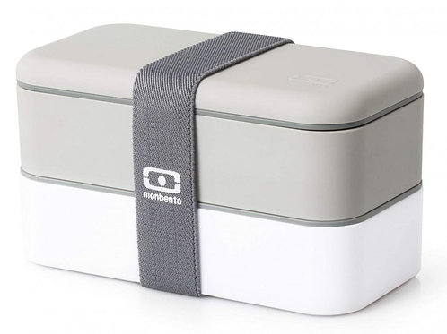 monbento Lunchbox grau