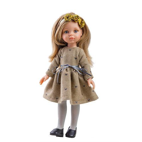 VE 3 Puppen : Paola Reina Carla - Mädchen
