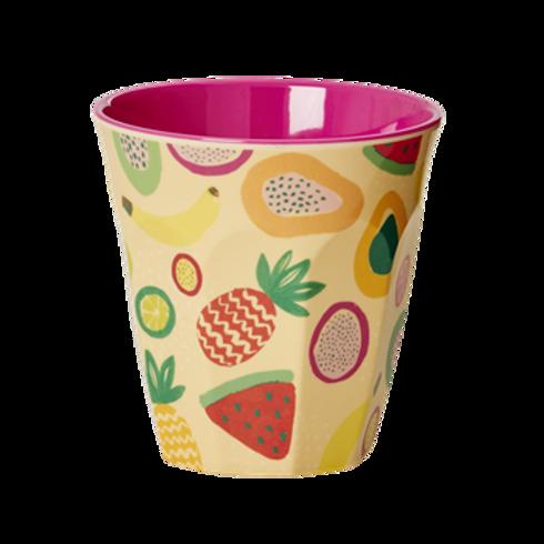 Grosser Becher - Tutti Frutti