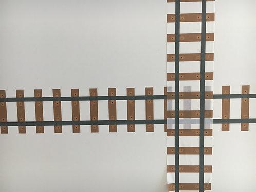 Eisenbahn Tape - 10 Meter