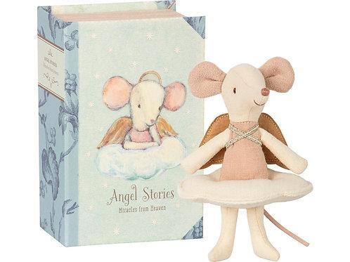 Engel Maus im Buch