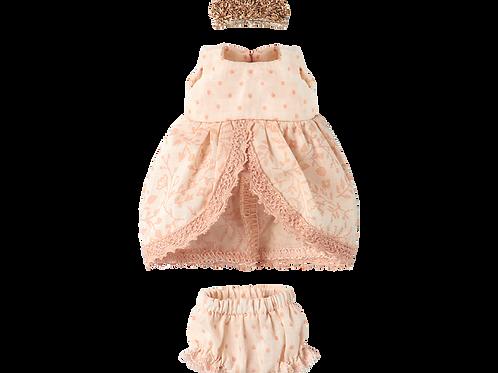 Prinzessinnen Outfit für Mäuse / Micro - rosa