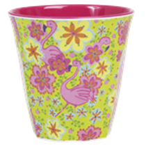 Grosser Becher -  Flamingo pink