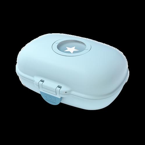 Robuste Snackbox für Kinder - Monbento Gram iceberg