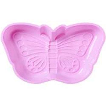 Schmetterlings Silikon Backform