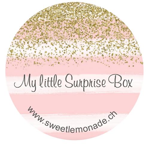 AUSVERKAUFT My little Surprise Box - AUGUST 2016