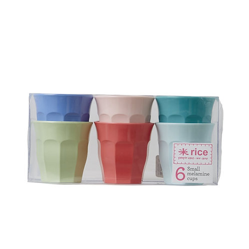 Kleine Becher 6er Set von RICE - Stay outstanding
