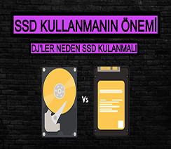 SSD Disk Kullanmanın DJ'er İçin Önemi