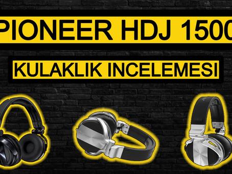 PIONEER HDJ 1500