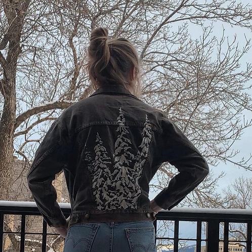 Snowy Tree Jacket