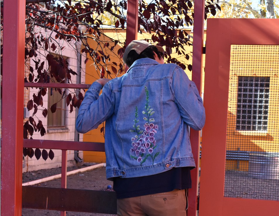 honey suckle jacket