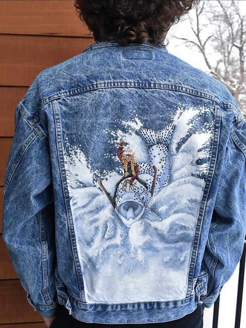 Powder Trout Rider Jacket