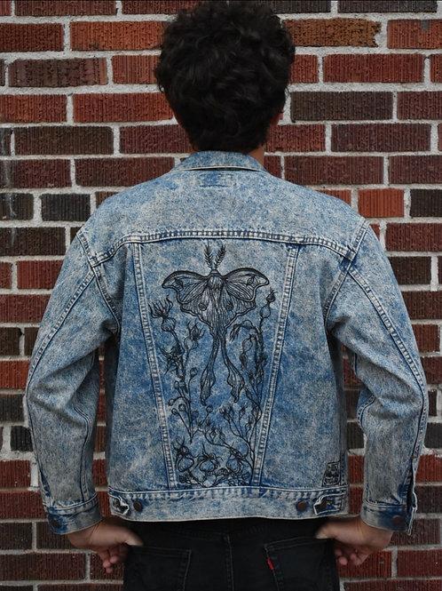Moth and Rose Hip Jacket