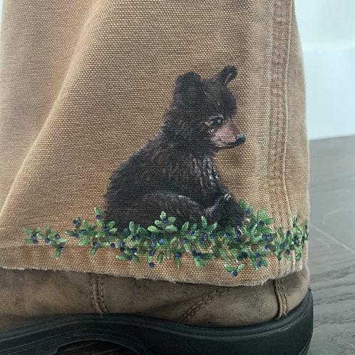Bears in Blueberries Carhartts