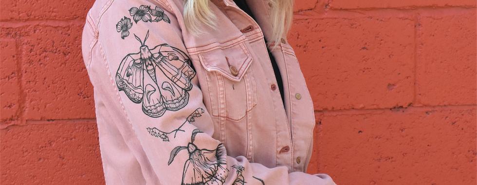 pink moths r