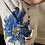Thumbnail: Blue Poppy Overalls