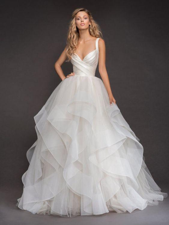 El vestido de novia perfecto según tu tipo de cuerpo